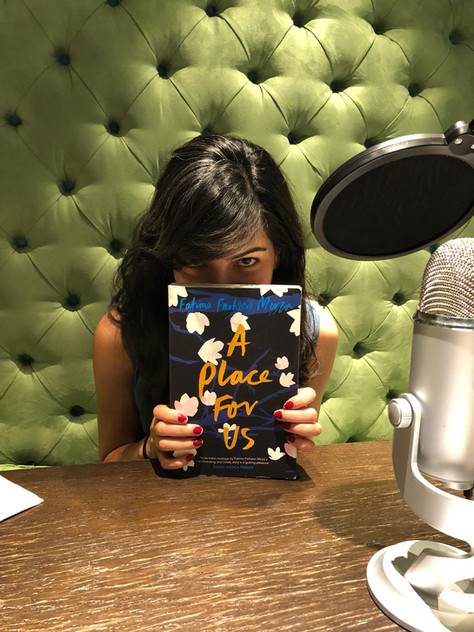 The Riff Raff Podcast #51 - Fatima Farheen Mirza