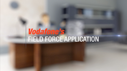 Vodafone Field Force Application