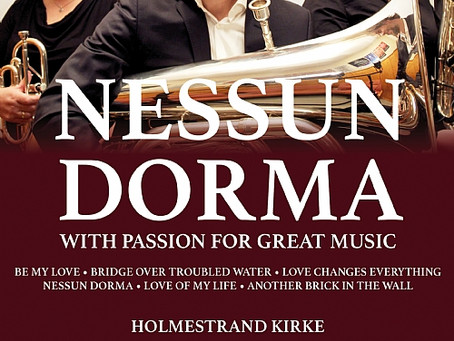 Nessun Dorma - With passion for great music