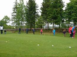 Info om Veien til golf-kurs og treninger