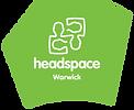 headspace logo in shape - Warwick.png