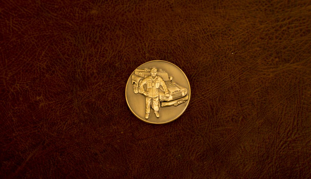 Memorial Medal 2