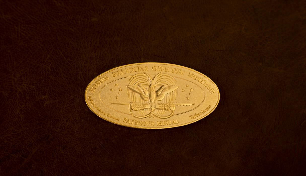 Patron's Medal