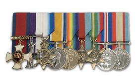 Replica Military Medals   National Medals Australia