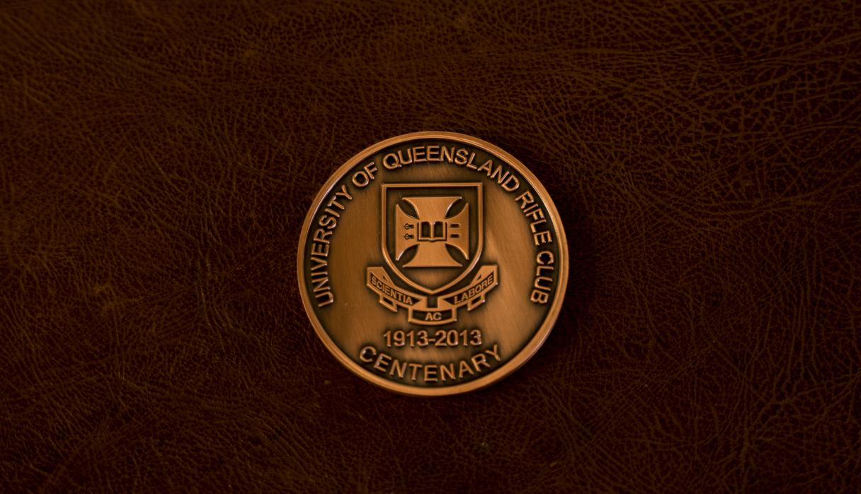 University of Queensland Rifle Club Centenary