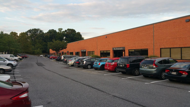 Plenty of Free Parking