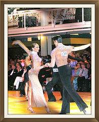 Nonci tirado, Ballroom Dancing Baltimore