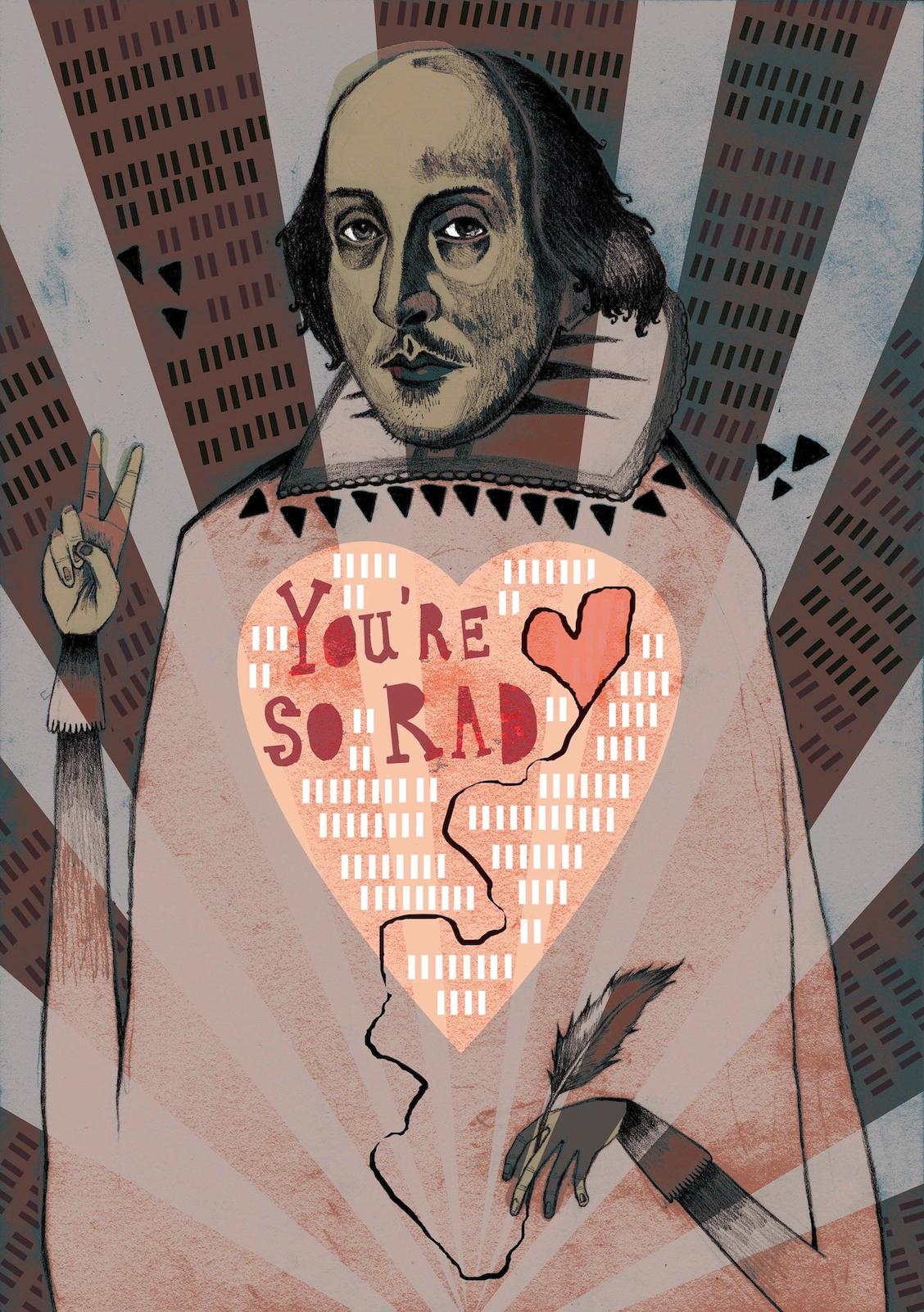 Rebecca Hendin: Shakespeare in Love