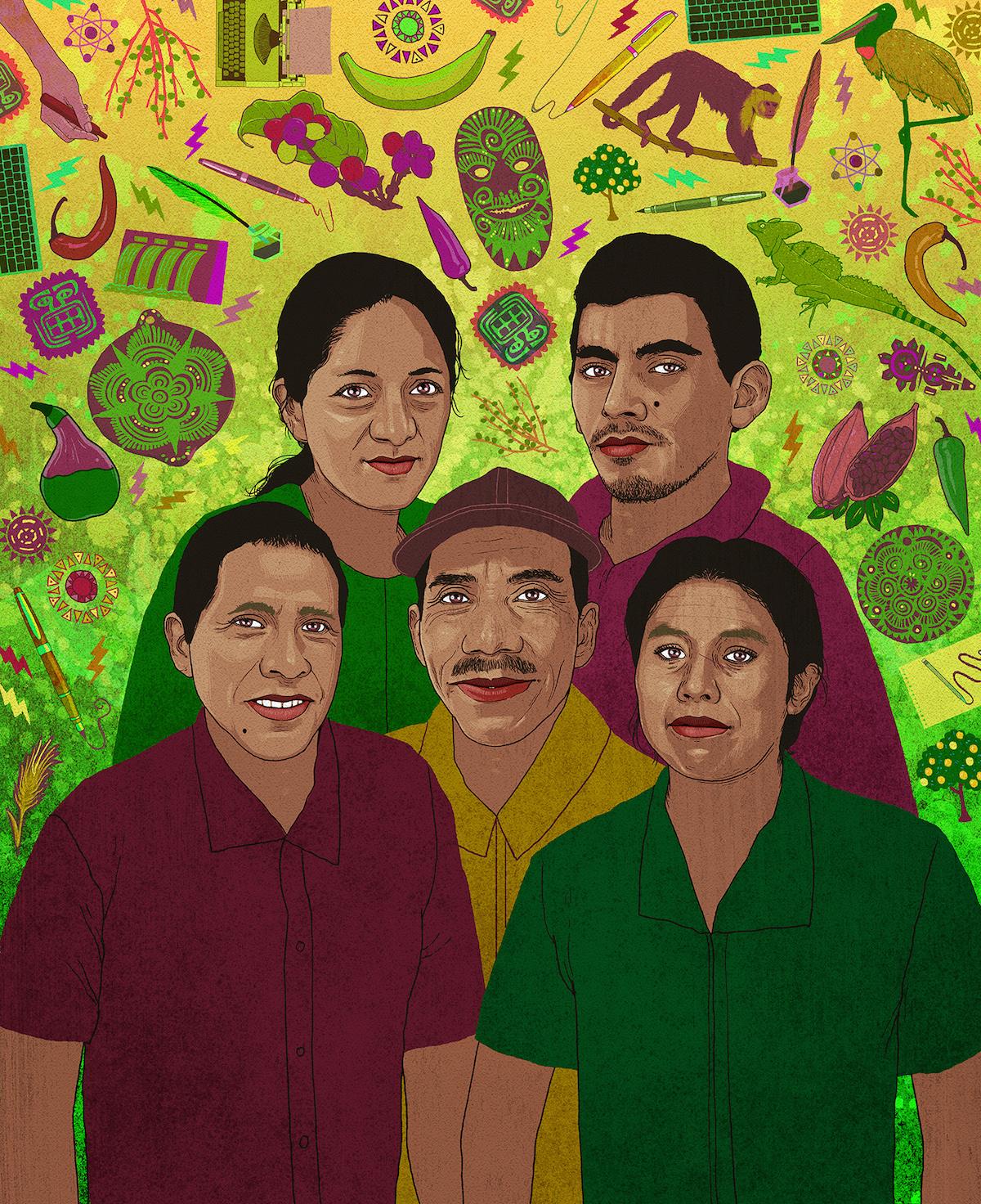 rebecca-hendin-amnesty-international-portrait-illustration-MILPAH-2-1200pixelswide