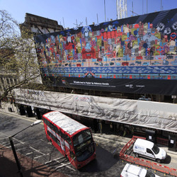 All-Paths-Lead-to-Foyles-by-Rebecca-Hendin-commissioned-by-Saint-Martins-Lofts-F