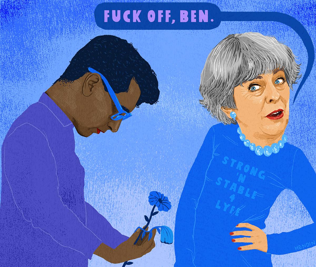 rebecca-hendin-buzzfeed-general-election-dream-tweets-illustration-may-2