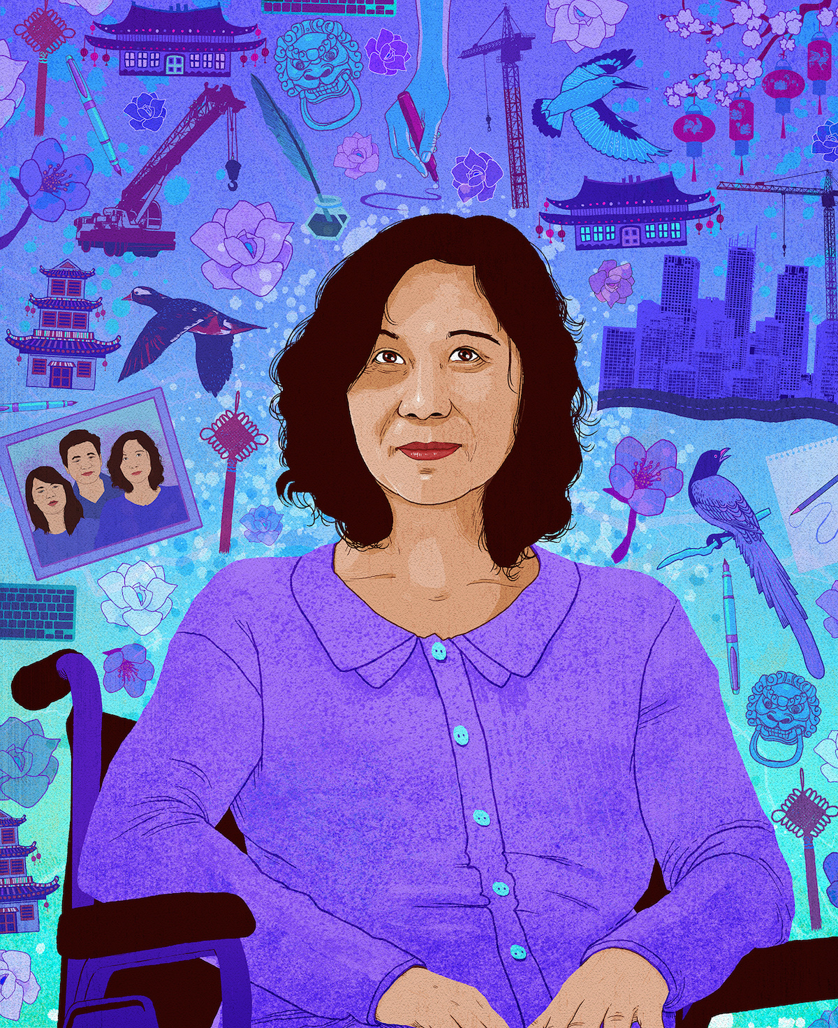 rebecca-hendin-amnesty-international-portrait-illustration-ni-yulan-3-1200pixelswide