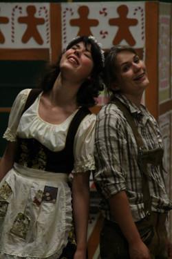 Hansel and Gretel (Rehearsal)