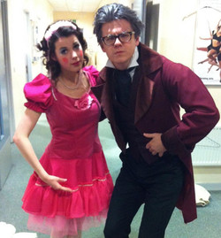 The Tales of Hoffmann (Backstage)