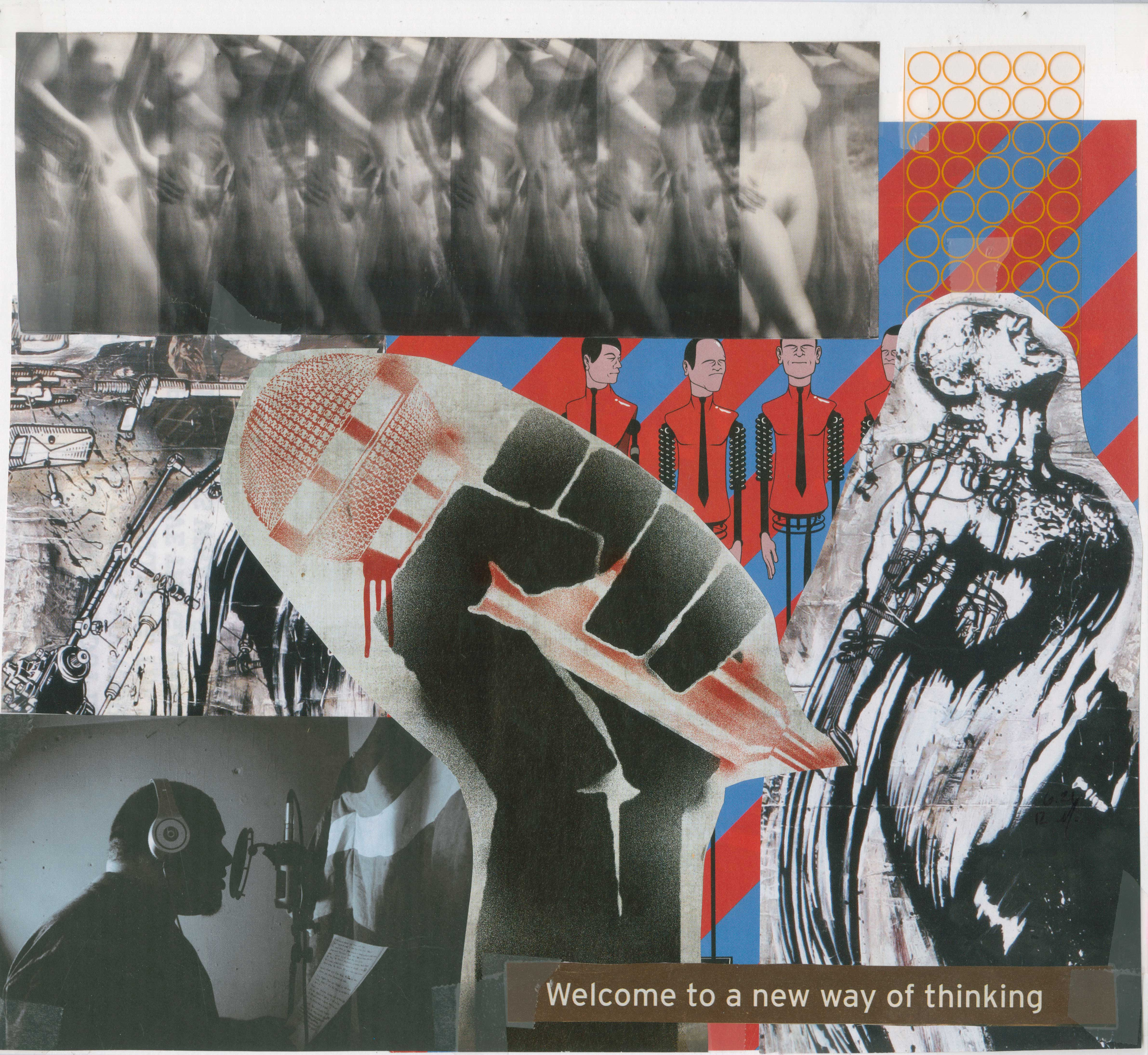 Album Cover - RuelVolution