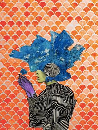 Sound Seeker No. 1 by Lela Brunet