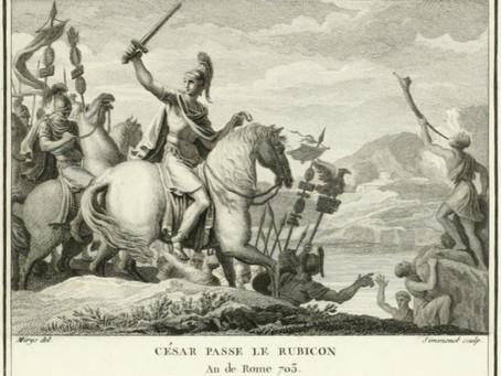 Julius Caesar v. Pompeians