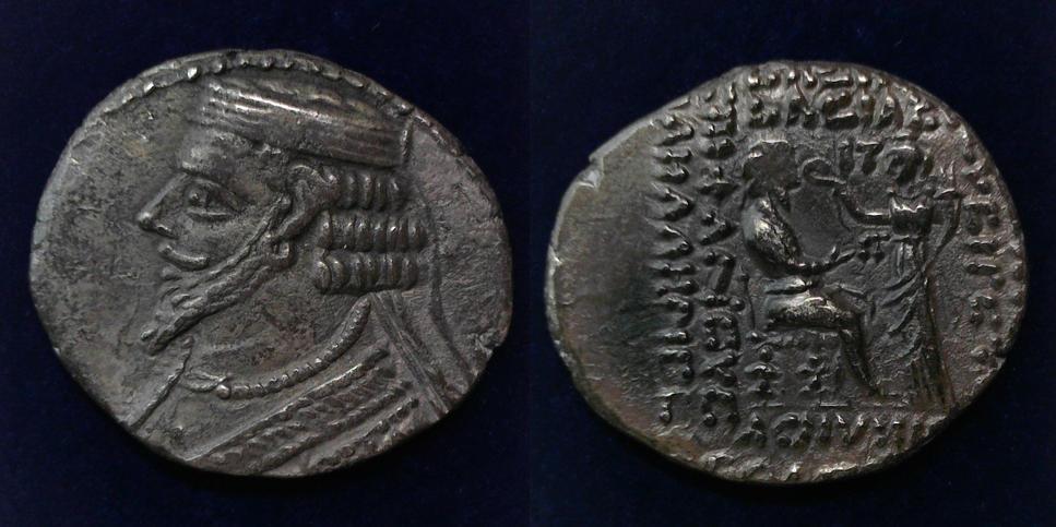 Parthia, Phraatakes, 2BC-4AD