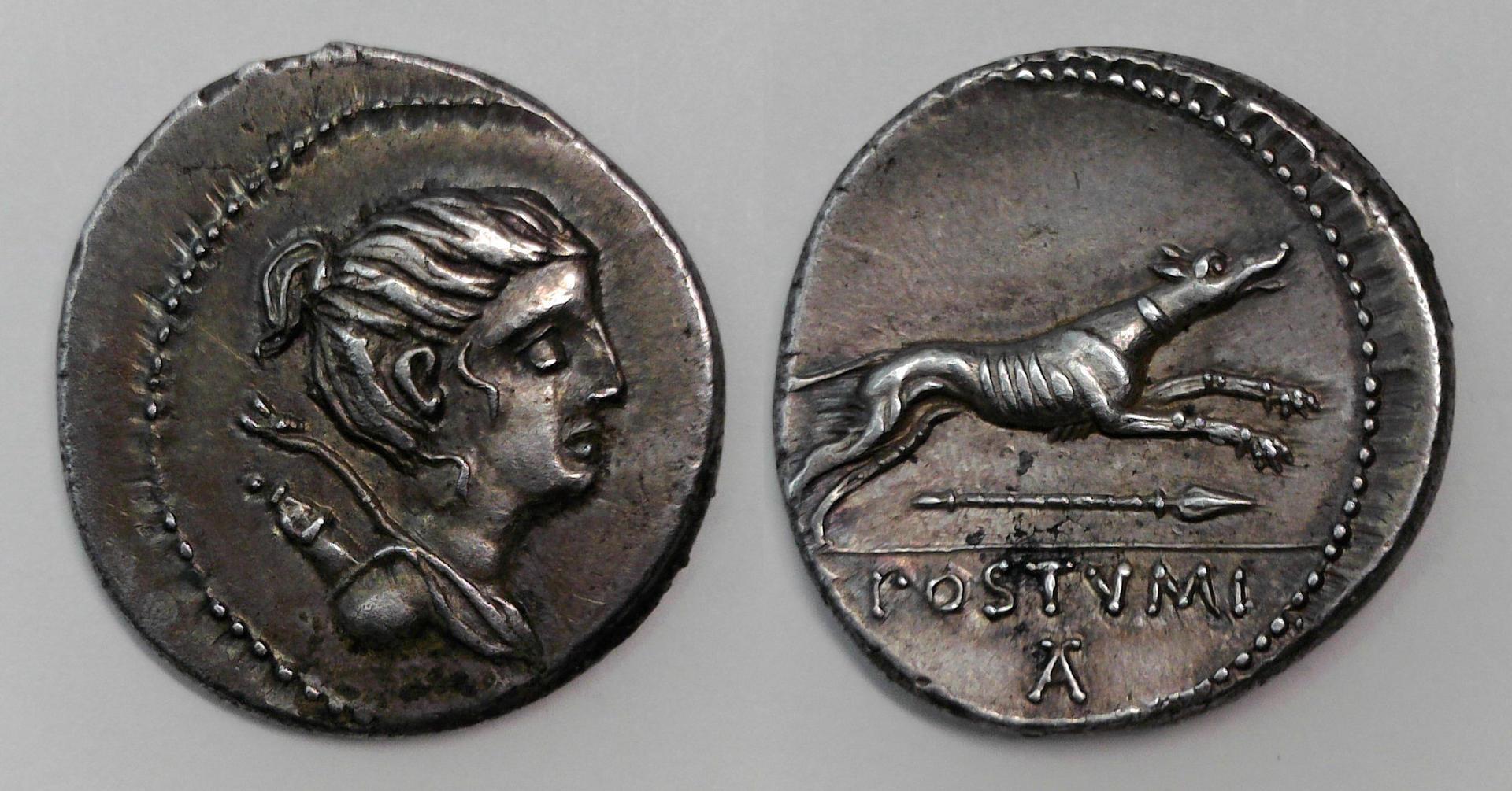 C. Postumius, 73 BC, C. 394/1a