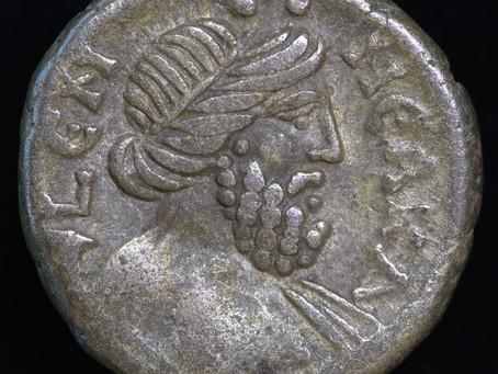 Roman Egypt: Two Tetradrachms from Alexandria