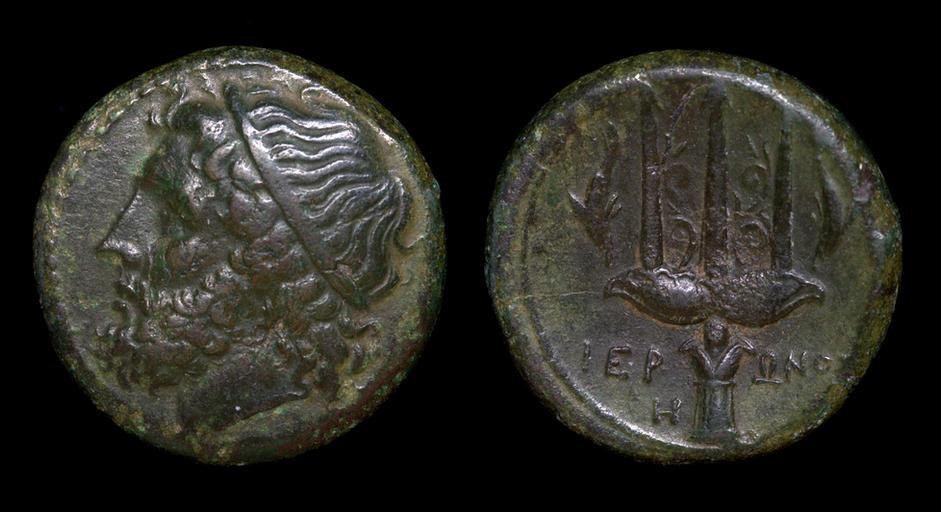 Sicily, Syracuse, Hieron II, circa 275-215 BC