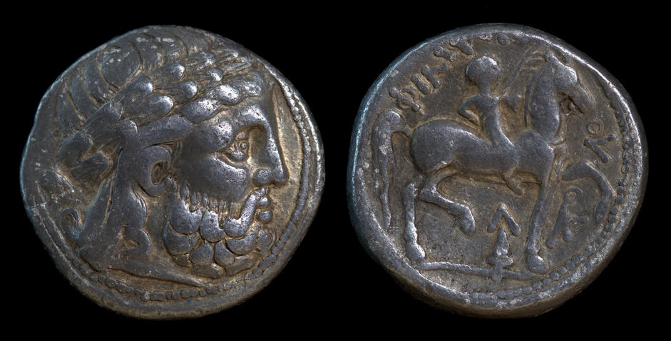 Eastern Europe, imitating Philip II of Macedon, 3rd century BC
