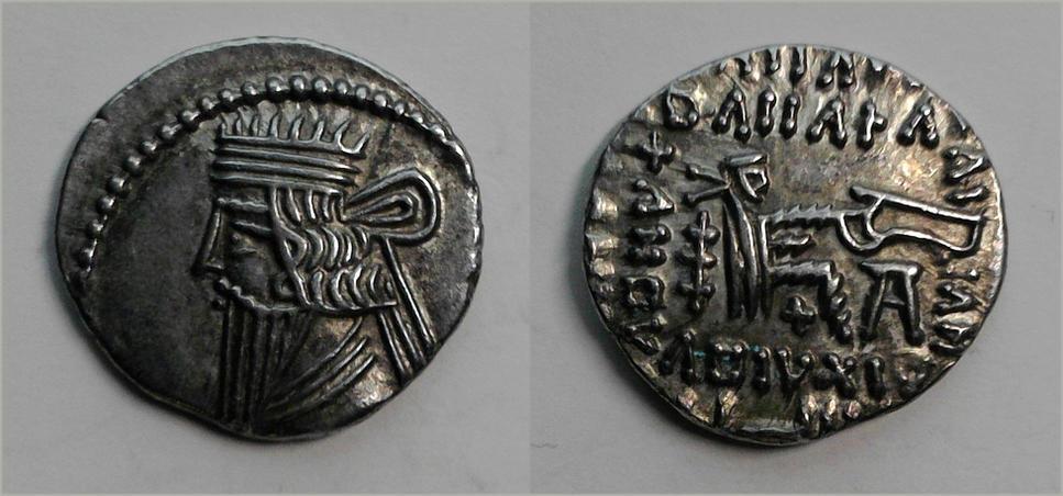 Parthia, Pakoros I, circa AD 78-120