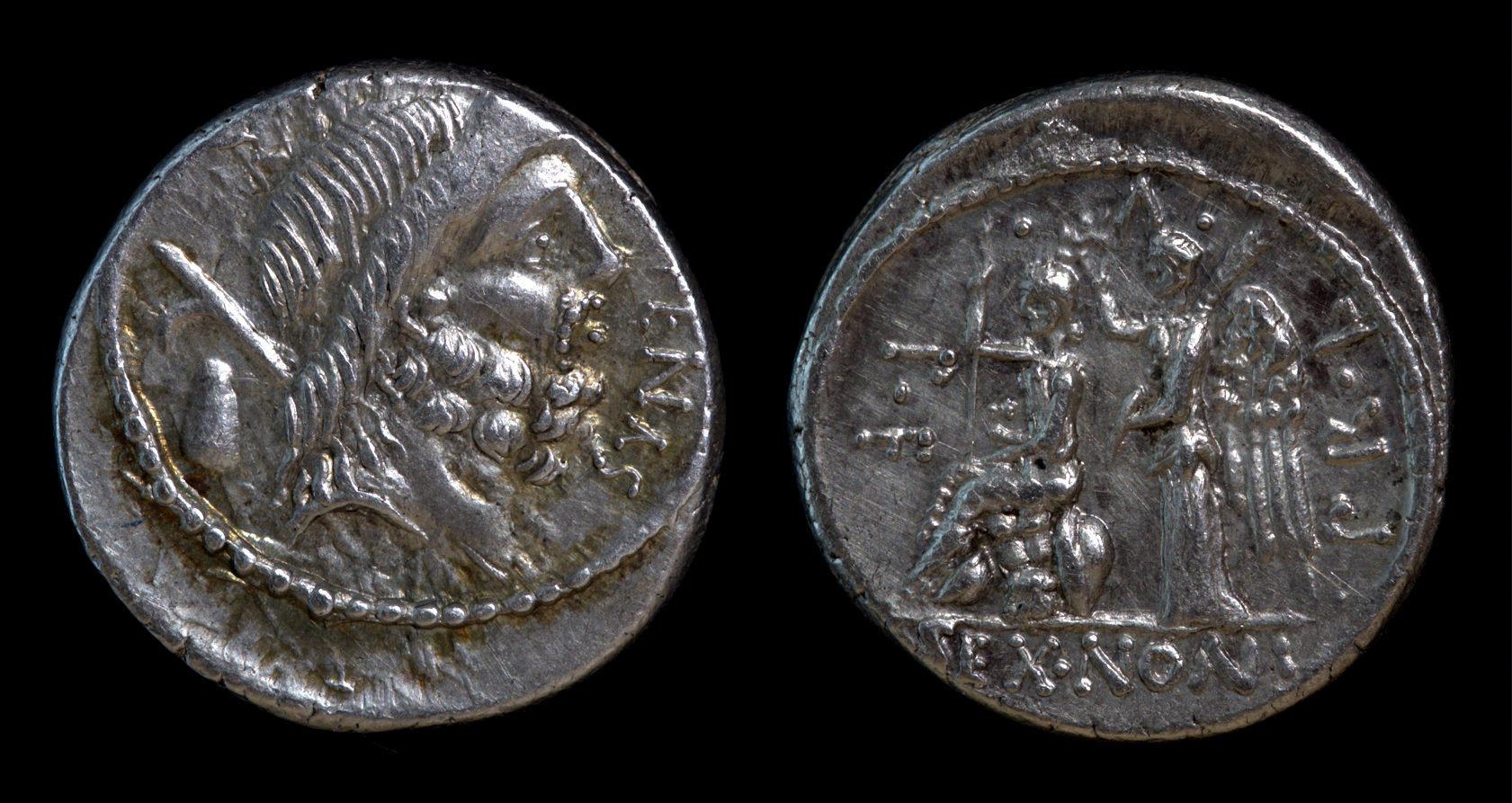 M. Nonius Sufenas, 57 BC, C. 421/1