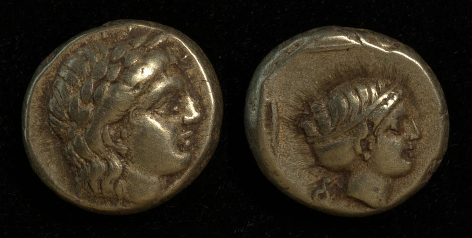 Mytilene, Lesbos, circa 377-326 BC