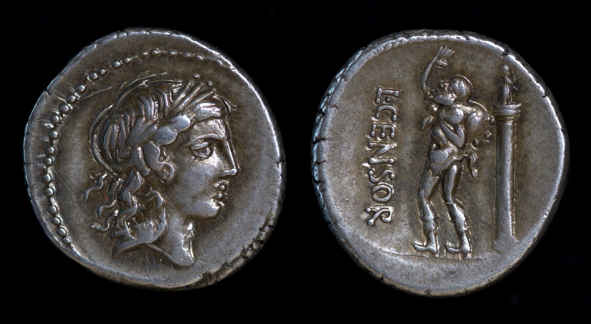 L. Censorinus, 82 BC, C. 363/1d