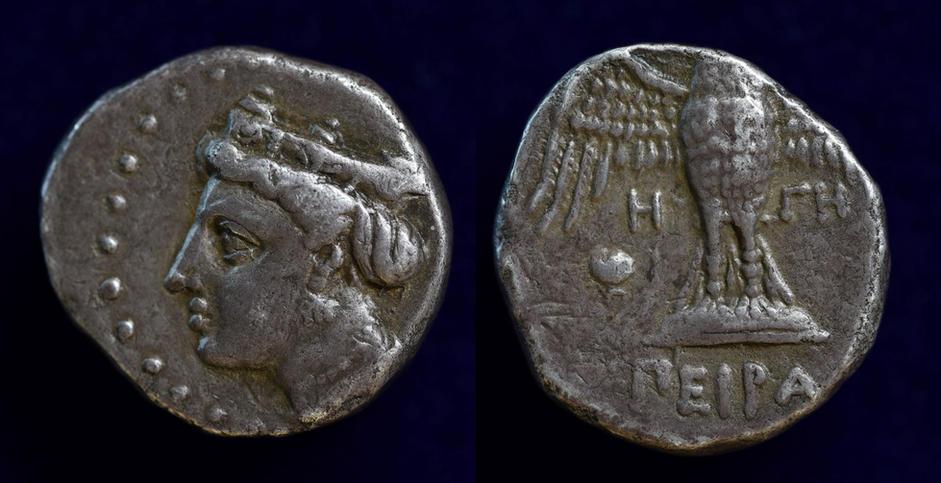 Pontos, Amisos, 4th Century BC