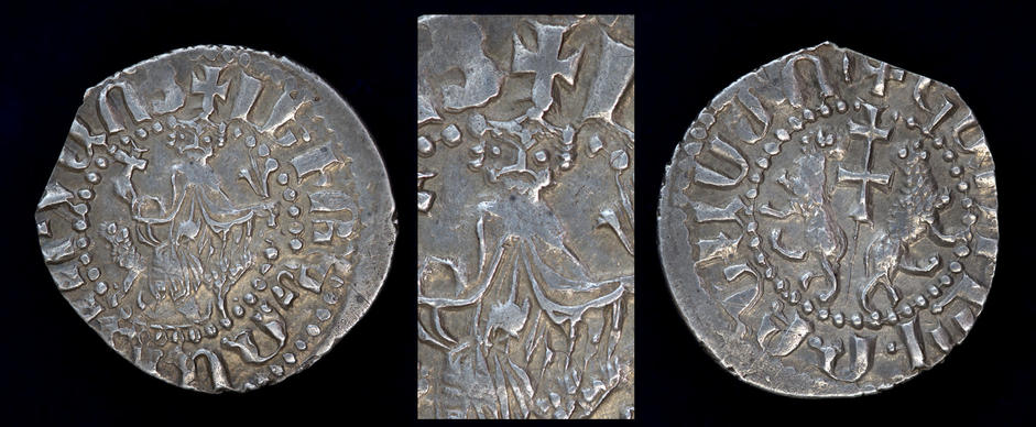 Cilician Armenia, Royal, Levon I, AD 1198-1219