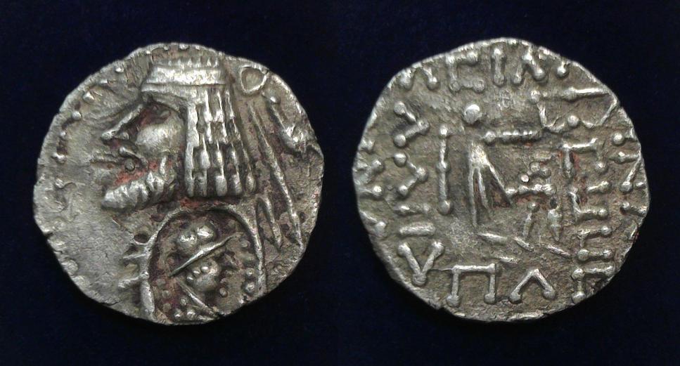 Indo-Parthian, Margiana or Sogdiana