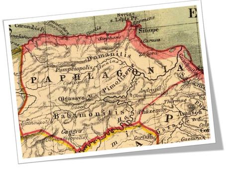 Paphlagonia, Sinope under Mithradates VI Eupator