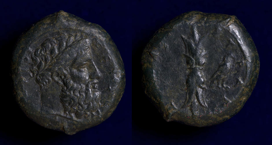 SICILY, Syracuse, 344-317 BC.