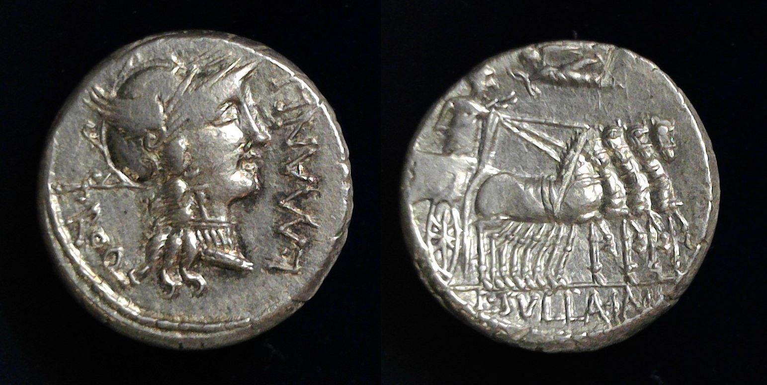 L. Manlius Torquatus, 82 BC, 367/5