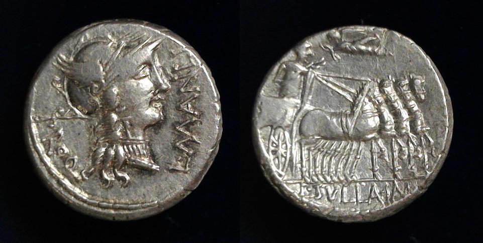 L. Manlius Torquatus, 82 BC, C. 367/5