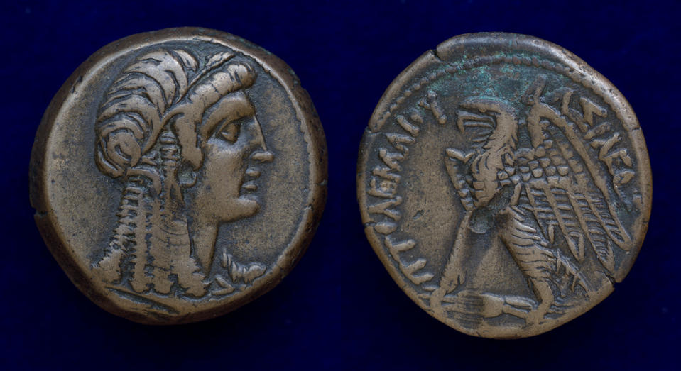 Ptolemaic Kings of Egypt, Ptolemy V Epiphanes, 204-180 BC