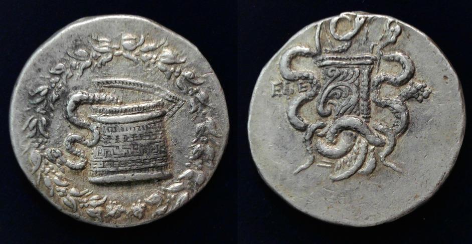 Ionia, Ephesus,166-160 BC