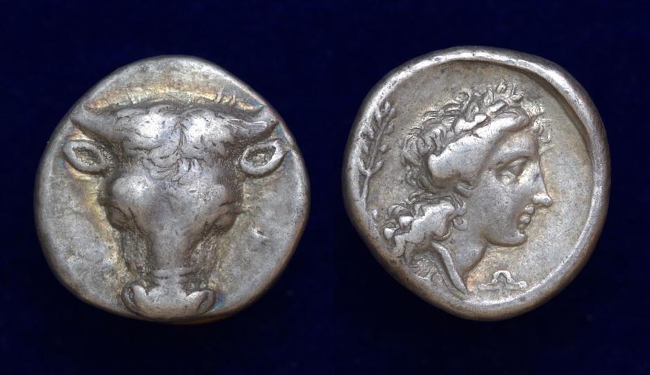 Phokis, federal Coinage, circa 357-354 BC