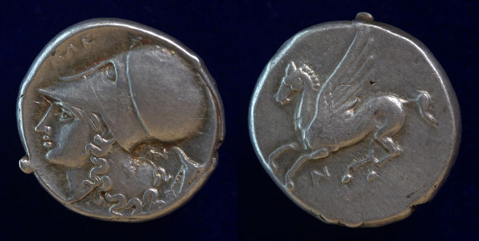 Akarnania, Anaktorion, circa 350-300 BC