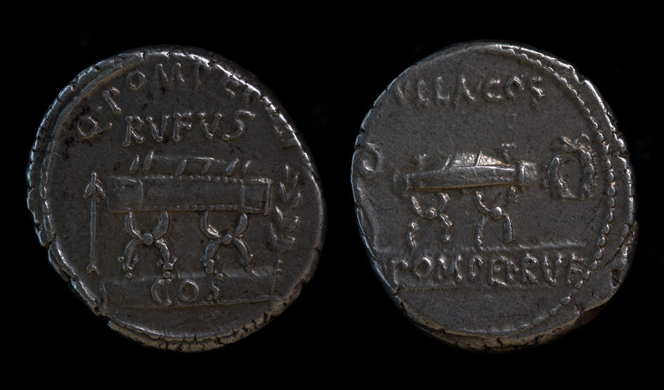 Q. Pompeius Rufus, 54 BC, C. 434/2