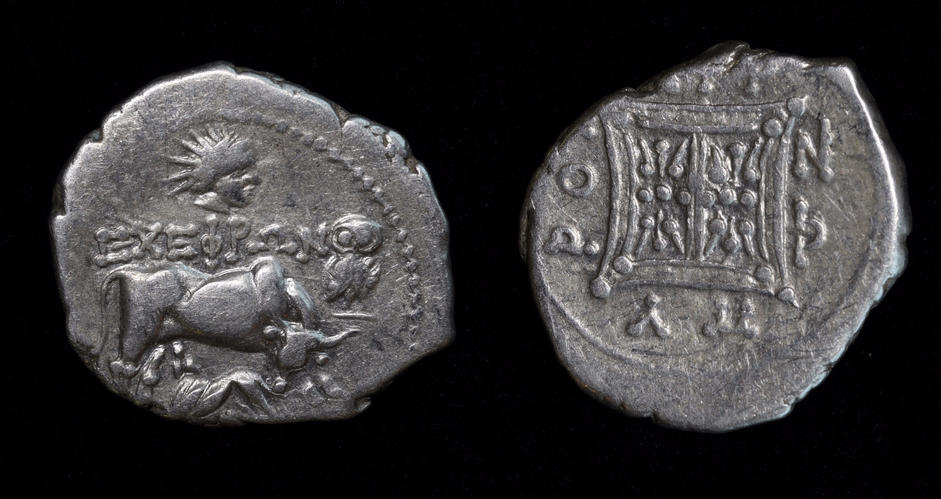 Illyria, Dyrrhachion, circa 92-60 BC