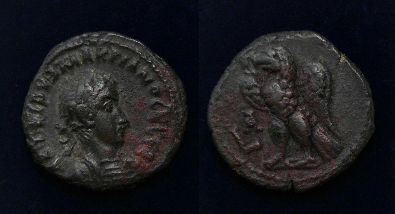 Egypt, Alexandria, Macrianus, Usurper, 260-261 AD
