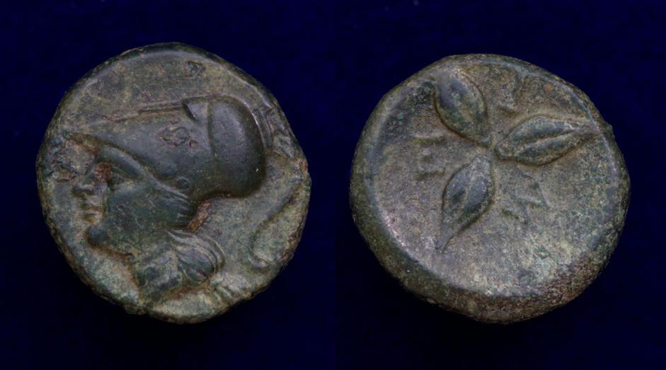 Lucania, Metapontion, circa 300-250 BC