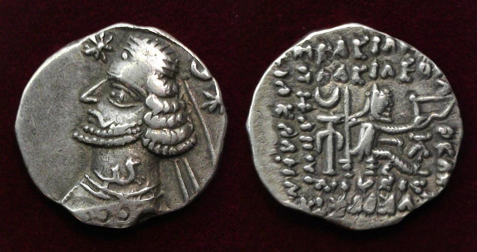 Parthia, Orodes II, circa 57-38 BC