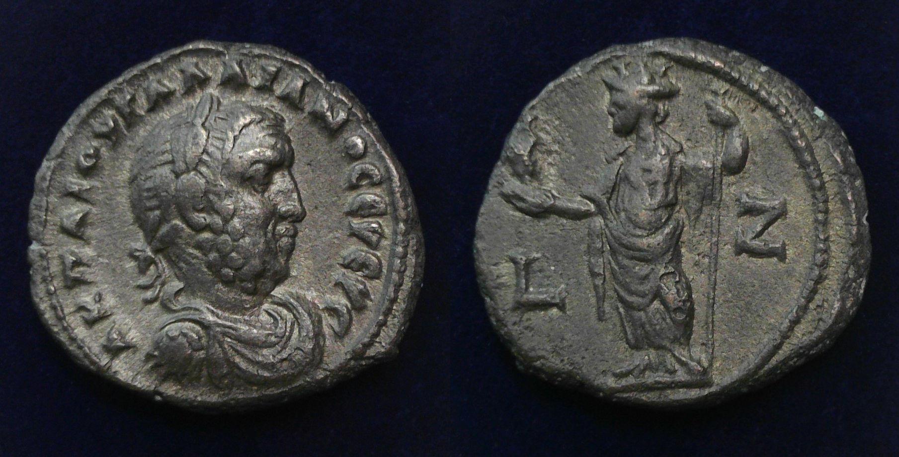 Egypt, Alexandria, Gallienus