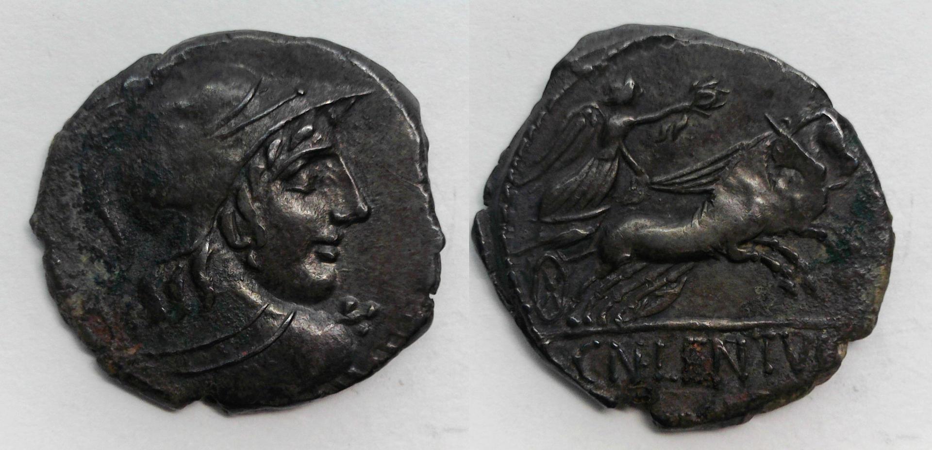 Cn Cornelius Lentulus Clodianus, 88 BC, C. 345/1