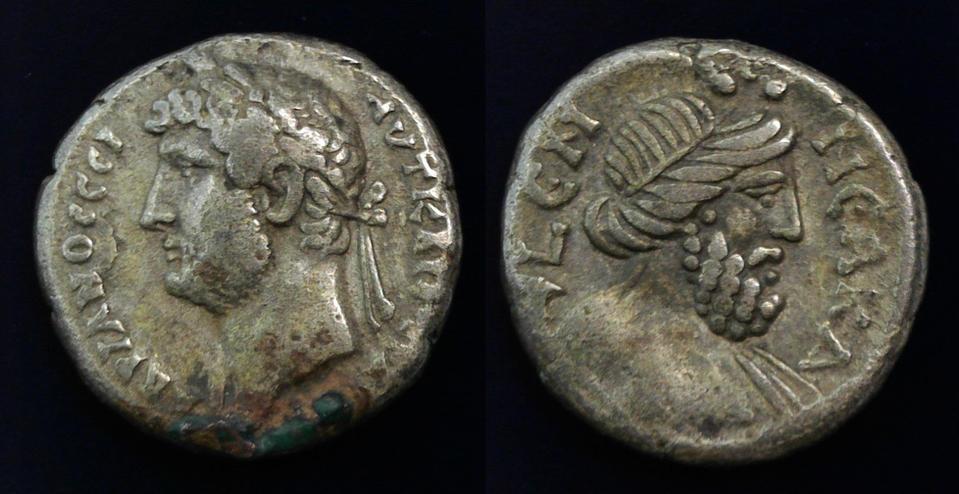 Alexandria, Egypt, Hadrian, AD 117-138