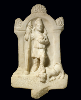 Lydian Moon God - Meis Axiottenos
